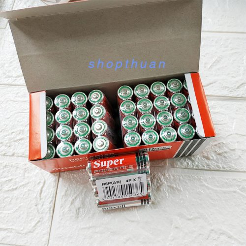 Pin AA Maxcell 40 Pin / Hộp