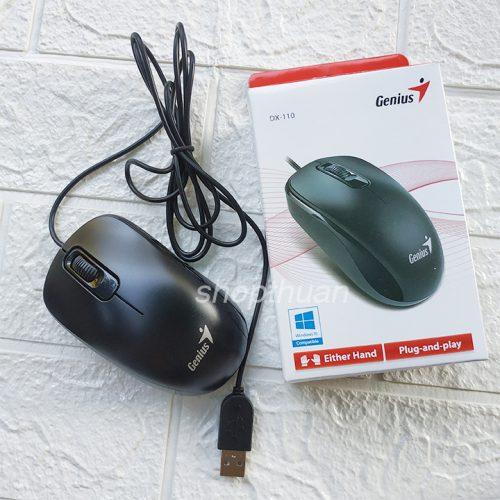 Chuột Quang Genius DX110