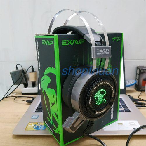 Headphone Chụp Tai EXAVP EX820 Có Rung Có Led
