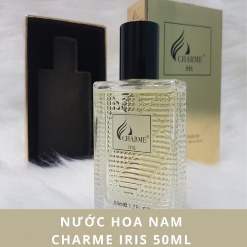 Nước Hoa Nam Charme Iris 50ml