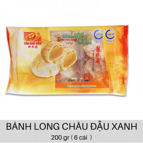 Bánh Long Châu Đậu Xanh 200gr ( 6 cái)