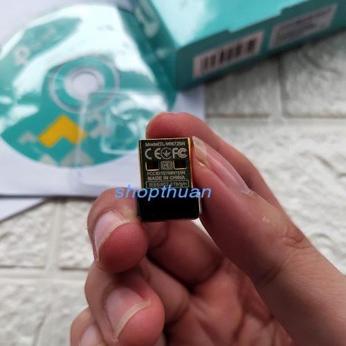USB Wifi Thu Wireless TP-Link TL-WN725N