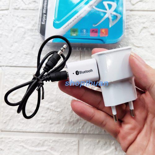USB bluetooth PT810 + Củ Sạc - Biến Loa Thường Thành Loa Bluetooth