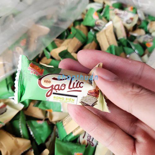 Kẹo Gạo Lức Rong Biển Tân Huê Viên ( 1 Kg )