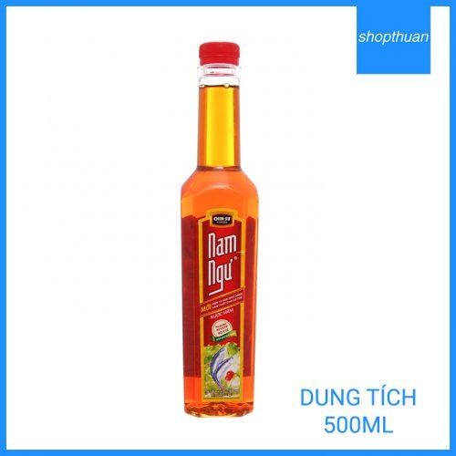 Nước mắm Nam Ngư 10 độ đạm chai 500ml